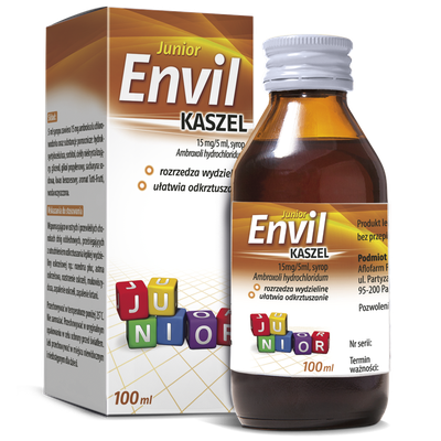 Envil cough junior syrup